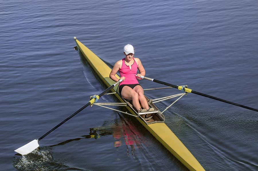 Sports Performance - Rower