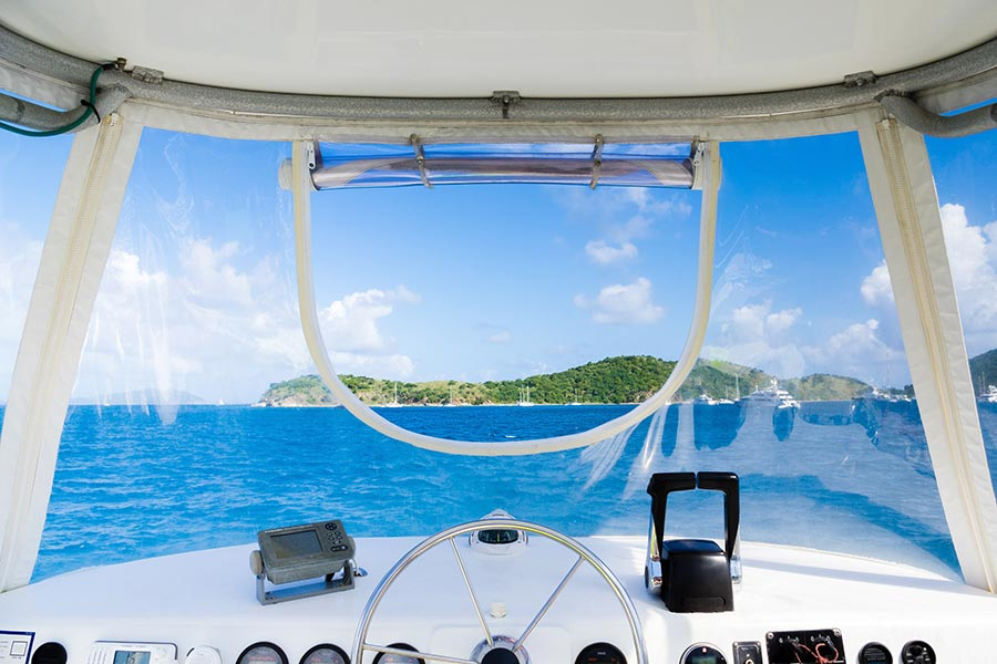 Therapy Services - Motion Sickness - Boat
