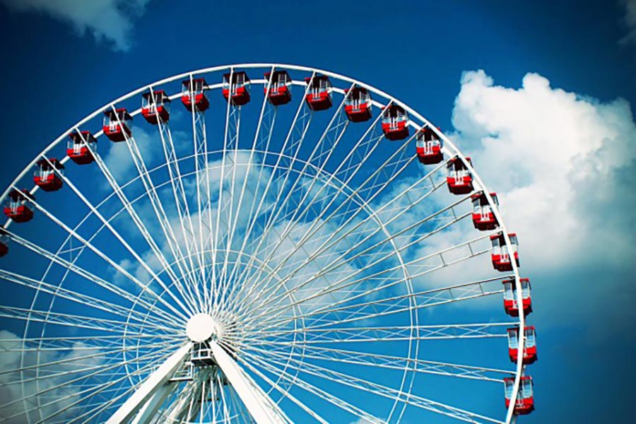 Therapy Services - Motion Sickness - Ferris Wheel