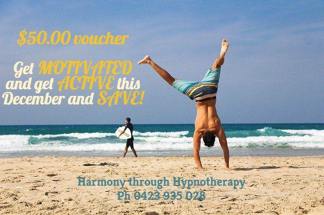 Sunshine Coast Hypnotherapy - Dec sport voucher